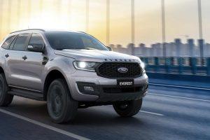 Ford Long Biên – Ra mắt sản phẩm mới EVEREST SPORT