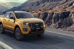 Giá xe lăn bánh Ford Ranger