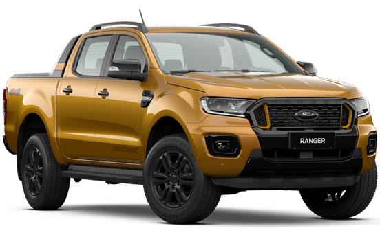 Ford Wildtrak 4x4 AT 2021